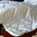 «Бамбук и Хлопок» легкое стеганое одеяло. ТМ «Лежебока», Россия, Москва