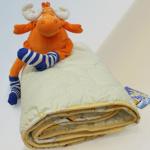 Детские натуральные одеяла, производство Россия