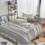 KARNA DELUX FLOKSY. Постельное белье Сатин,Хлопок. Евро комплект постельного белья сатин -100 хлопок. Постельное белье Karna (Карна), Турция