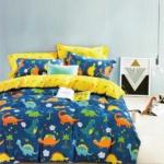 DEER. Комплект детского постельного белья сатин – 100% хлопок. Детское постельное белье сатин 100% хлопок. Постельное белье детское Karna (Карна), Турция