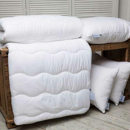 60C° Familie Stop Allergy. Коллекция гипоаллергенное одеяло и подушка. Производитель ТМ «German Grass» («Герман Грасс»), Австрия