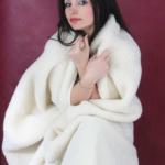 Шерстяной плед «Меринос Эскимо». Плед из 100% шерсти мериноса. Производитель ТМ «Magicwool», Россия
