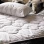 «TENCEL & SATEEN» легкое стеганое одеяло. 100 тенцель. Лежебока, Россия