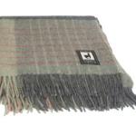Шерстяной плед с кистями «Incalpaca PP-44″ 200х220см. Плед 55% шерсть альпака, 45% шерсть мериноса. Производитель: ТМ «Incalpaca» («Инальпака»), Перу