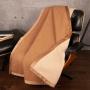 Marco 1-10. Всесезонное шерстяное тканое одеяло. 100% пуховая шерсть молодого верблюда. Производитель Drobe (Дроби), Литва