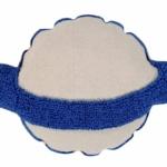 Подушка детская декоративная «Сатурн» 65х30см. Состав: 100% хлопок. Наполнитель: 100% полиэстер. Производитель: ТМ «Lorena Canals» , Испания (страна изготовитель Индия, поставщик компания «Инфания»)