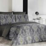 GAUS. Постельное белье Сатин, Хлопок. Комплект постельного белья сатин -100 хлопок. Постельное белье Karna (Карна), Турция