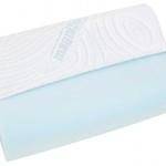 «Freshgel Wave» подушка с ортопедическая упругая. Производство ТМ «Magniflex S.p.a.», Италия