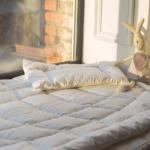 Baby Silk Coсoоn шелковая детская подушка низка. Герман Грасс, Австрия