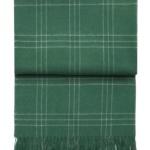 6104 SUPERIOR emeraldlagoon плед 100 шерсть беби альпака. «Elvang», Дания