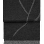 6122 WILDFLOWER light greydark grey плед 100 шерсть беби альпака. «Elvang», Дания