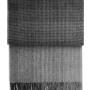 7500 HORIZON grey. Плед шерсть альпака, овечья шерсть. ТМ Elvang, Дания