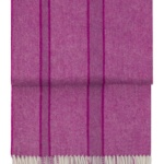 7603 RIVER swing pinkdahlia. Плед шерсть альпака, овечья шерсть. ТМ Elvang, Дания