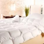 Саммердрим хлопок Одеяло легкое (Summerdream Cotton). Чехол сатин - 100% хлопок. Наполнитель 100% хлопок. ТМ Brinkhaus (БринкХаус), Германия