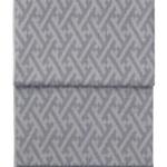 6146 AMAZING grey bluegrey 100 шерсть беби альпака. «Elvang», Дания