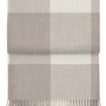 6164 WHISPER beigewhite плед 100 шерсть беби альпака. «Elvang», Дания