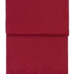 7081 Classic bordeaux. Плед шерсть альпака, овечья шерсть. ТМ Elvang, Дания