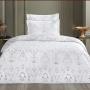 AFINA. Постельное белье Сатин, Хлопок. Комплект постельного белья сатин -100 хлопок. Постельное белье Karna (Карна), Турция