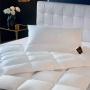 CHATEAU подушка средняя пуховая 100 гусиный сибирский пух. ТМ Brinkhaus (БринкХаус), Германия
