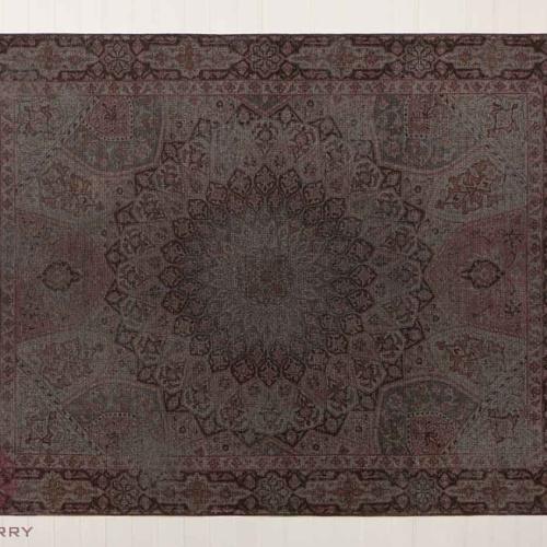 Интерьерный ковер «ALADDIN» мультиколор. 100% хлопок. ТМ «Luxberry» («Люксберри»), Португалия