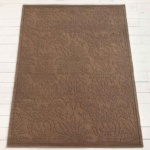 Интерьерный ковер «ALLEGRO» бронзовый. 100% хлопок. ТМ «Luxberry» («Люксберри»), Португалия