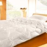 SUMMERDREAM SILK легкое одеяло. Наполнитель 60% шелк 40% шерсть. ТМ Brinkhaus (БринкХаус), Германия