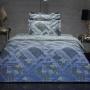 TESLA. Постельное белье Сатин, Хлопок. Комплект постельного белья сатин -100 хлопок. Постельное белье Karna (Карна), Турция