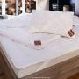 EXQUISIT Всесезонное одеяло 100% овечья шерсть мериноса. ТМ Brinkhaus (БринкХаус), Германия
