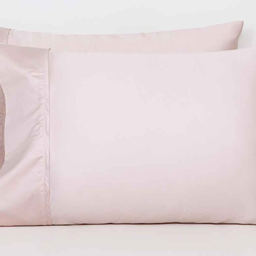 Розово-Жемчужный наволочка базовая. Luxberry (Люксберри), Португалия