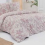 VIONA Постельное белье Бязь, Хлопок. Комплект постельного белья сатин -100 хлопок. Постельное белье Karna (Карна), Турция