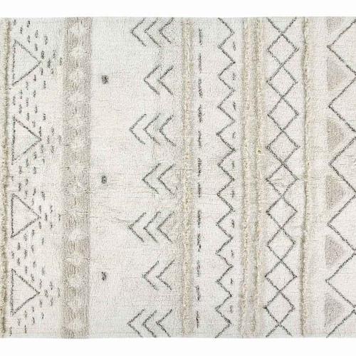 Лакотский день Детский шерстяной стираемый ковер. Состав 100% шерсть. Производитель ТМ «Lorena Canals», Испания