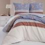 NORA Постельное белье Бязь, Хлопок. Комплект постельного белья сатин -100 хлопок. Постельное белье Karna (Карна), Турция