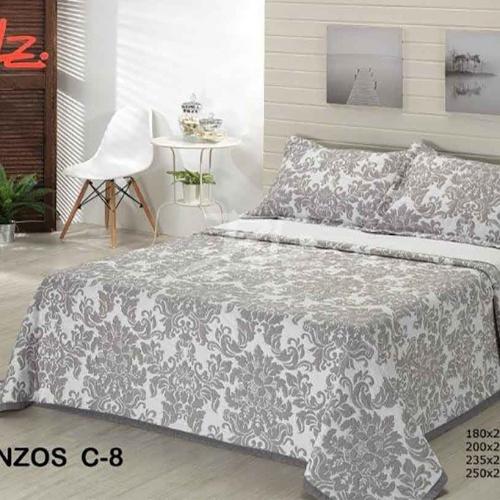 Покрывало DOLZ Betanzos grey