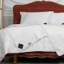 Одеяло Trois Couronnes Nature Night Linen. Легкое стеганое одеяло. Состав Лен-Хлопок. Trois Couronnes, Швейцария
