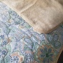 Одеяло Меринос Облако бежевоеХлопок Узоры. Шерстяное тканое одеяло. 100% открытая шерсть мериноса. ТМ Magicwool (Монарх), Россия