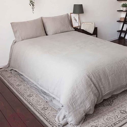 BEDROOM LINE натуральный. Постельное белье 100 лен. Luxberry (Люксберри), Португалия