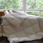 ORGANIC DOWN GRASS всесезонное кассетное пуховое одеяло. 100 белый гусиный пух. ТМ German Grass (Герман Грасс), Австрия