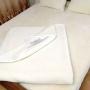 «Кашмир де Люкс». Теплое шерстяное тканое одеяло. 20% пух кашмирских коз, 80% открытая шерсть мериноса. Производитель ТМ «Magicwool», Россия