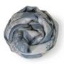 Шарф «BERLIN blue». Шерсть альпака, шелк. Elvang (Элванг), Дания
