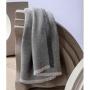 6170 Herringbone light greygrey. Плед 100 шерсть беби альпака. ТМ Elvang, Дания