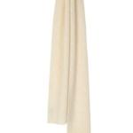 4180 TOKYO white Шарф 100% шерсть беби альпака. Elvang (Элванг), Дания