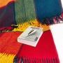 Каледония Шерстяной плед с кистями. 100 новозеландская овечья шерсть. Производитель Klippan Saule, Латвия