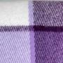 Прованс Шерстяной плед с кистями. 100 новозеландская овечья шерсть. Производитель Klippan Saule, Латвия