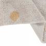 Детский стираемый ковер «Хиппи горошек медовый». Состав 100% хлопок. Производитель ТМ «Lorena Canals» , Испания