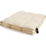 «Sandman». пуховое кассетное одеяло. 90% серый пух сибирского гуся (экстра), 10% перо. Lucky Dreams, Россия