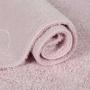 Детский стираемый ковер «Цифры» розовый. Состав 100% хлопок. Производитель ТМ «Lorena Canals» , Испания