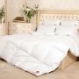 «Афродита». Теплое пуховое кассетное одеяло. 90% серый гусиный пух (экстра), 10% перо. Лёгкие сны, Россия