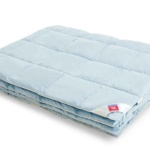 «Камелия». Легкое пуховое кассетное одеяло. 90% серый гусиный пух (экстра), 10% перо. Лёгкие сны, Россия