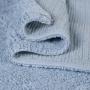 Звезды Stars голубой с белым Детский стираемый ковер. Состав 100% хлопок. Производитель ТМ «Lorena Canals», Испания