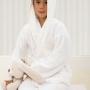«QUEEN» детский махровый халатик. 100% хлопок. ТМ «Luxberry» («Люксберри»), Португалия